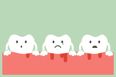 Reasons Bleeding Gums Mean It&#    ;s Time For A Visit To The Dentist